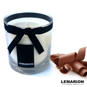 Bougie de massage Chocolat Caramel Vanille